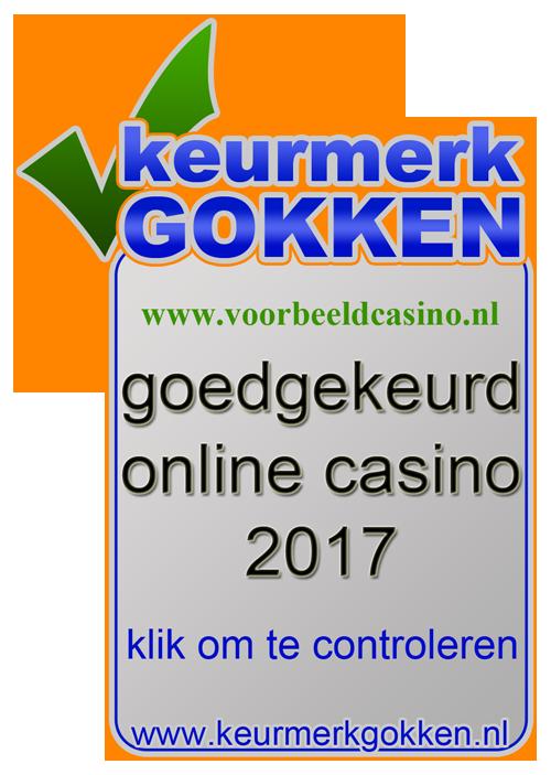 Keurmerk Gokken - VoorbeeldCasino.nl